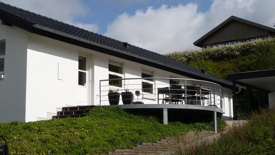 Danconnect, galvanisering, alt i ståkontruktioner, terrasser i ...